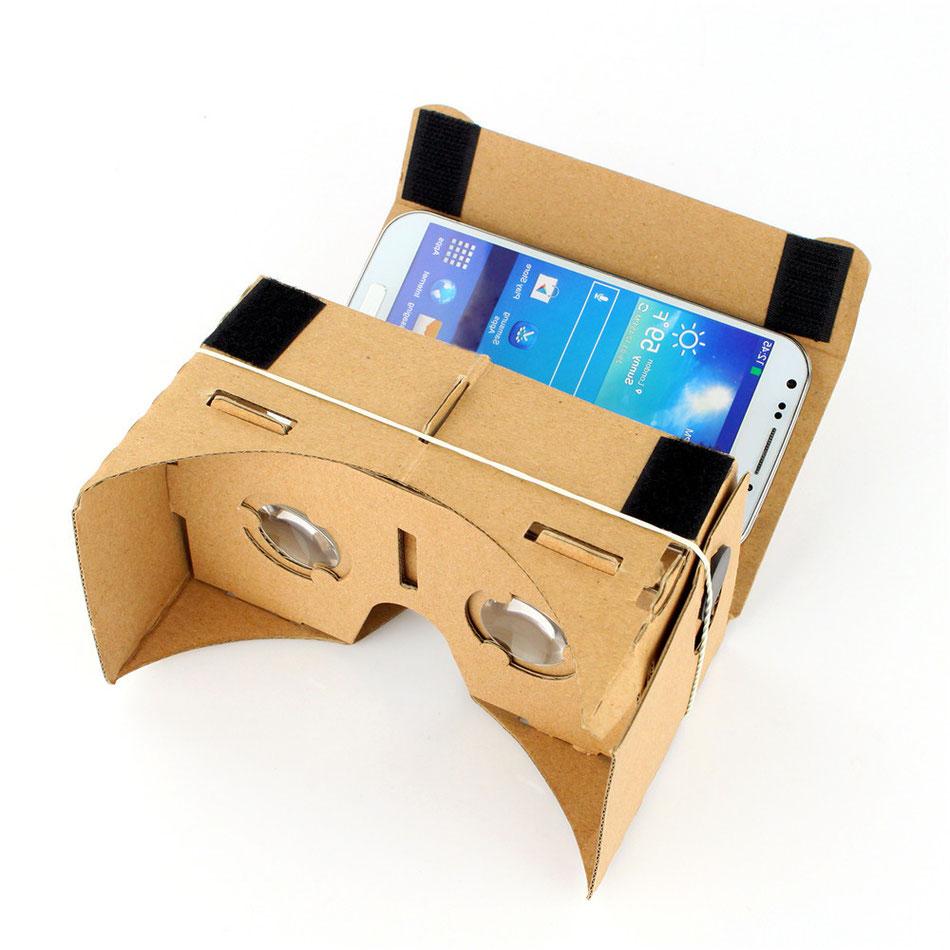Google Cardboard para infoarquitectura