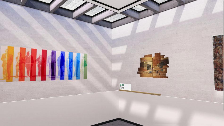 Realidad virtual para ferias de Arte: Proyecto White Cube
