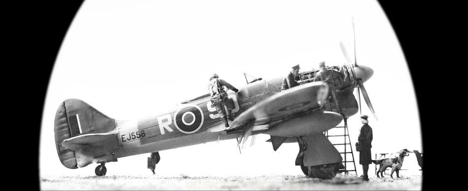 "Hawker Tempest MkV - Eduard kit ""Limited Edition"" scale 1:48 + CMK Napier Sabre MkIIb + PE Eduard detail set + Full MWP (metal work panels)"