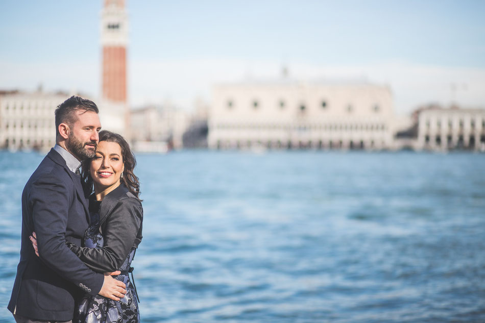 san marco church venice engagement photographer