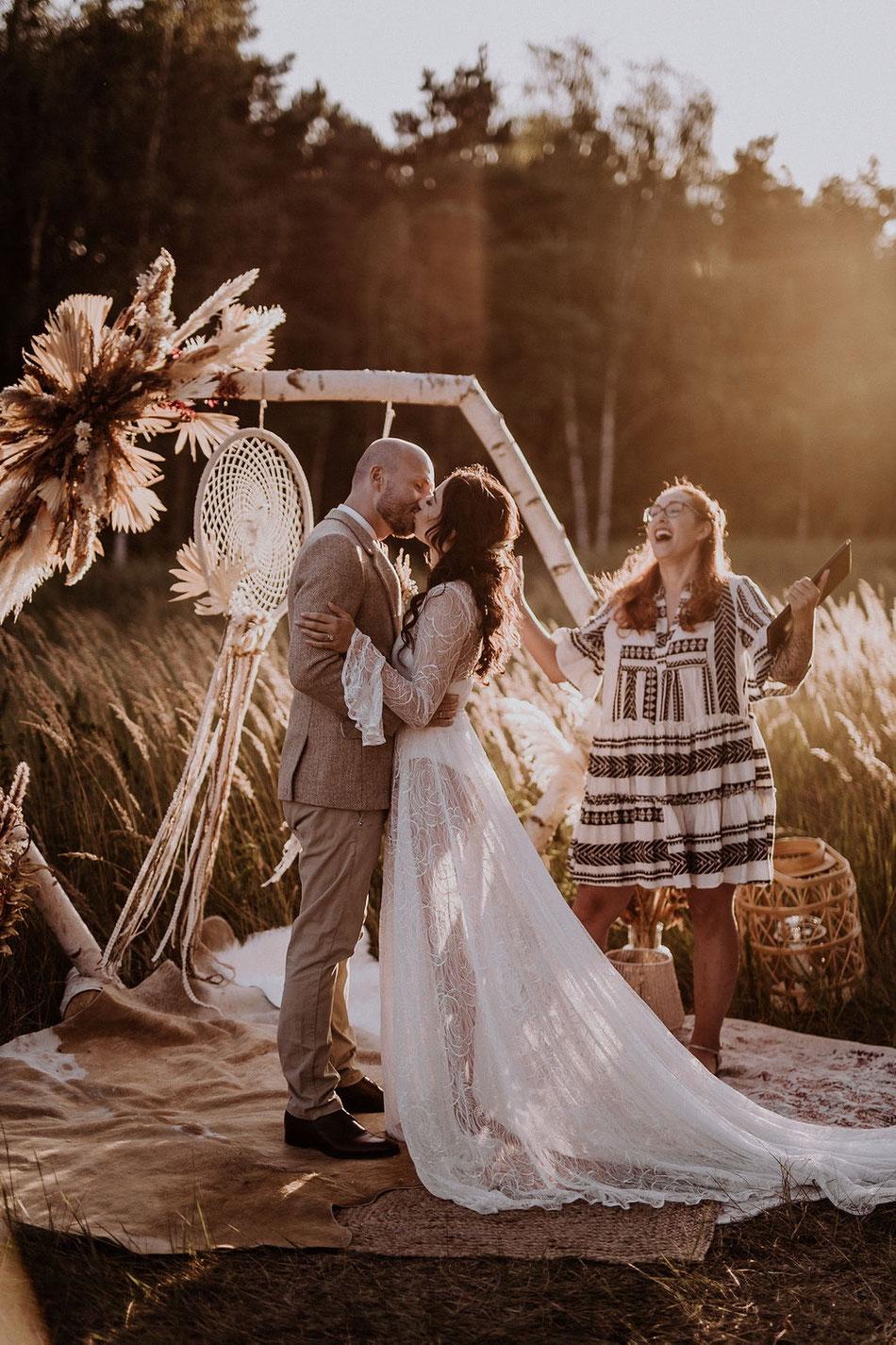 Happy Hochzeitspaar - Happy Lisa  @remindfilms
