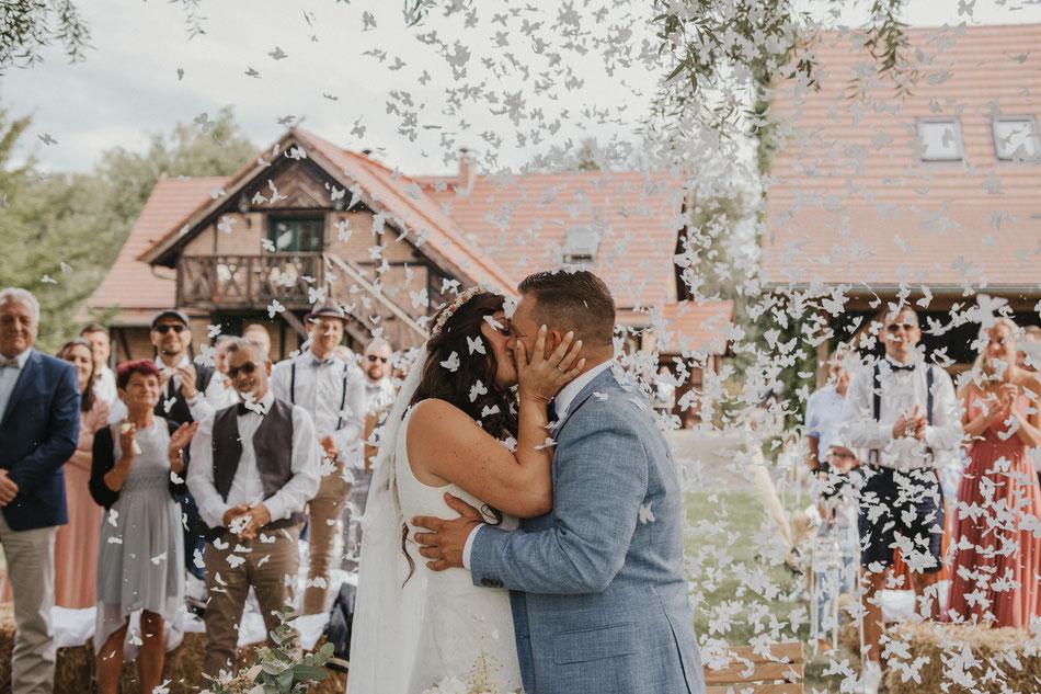 Spreewald Hochzeit