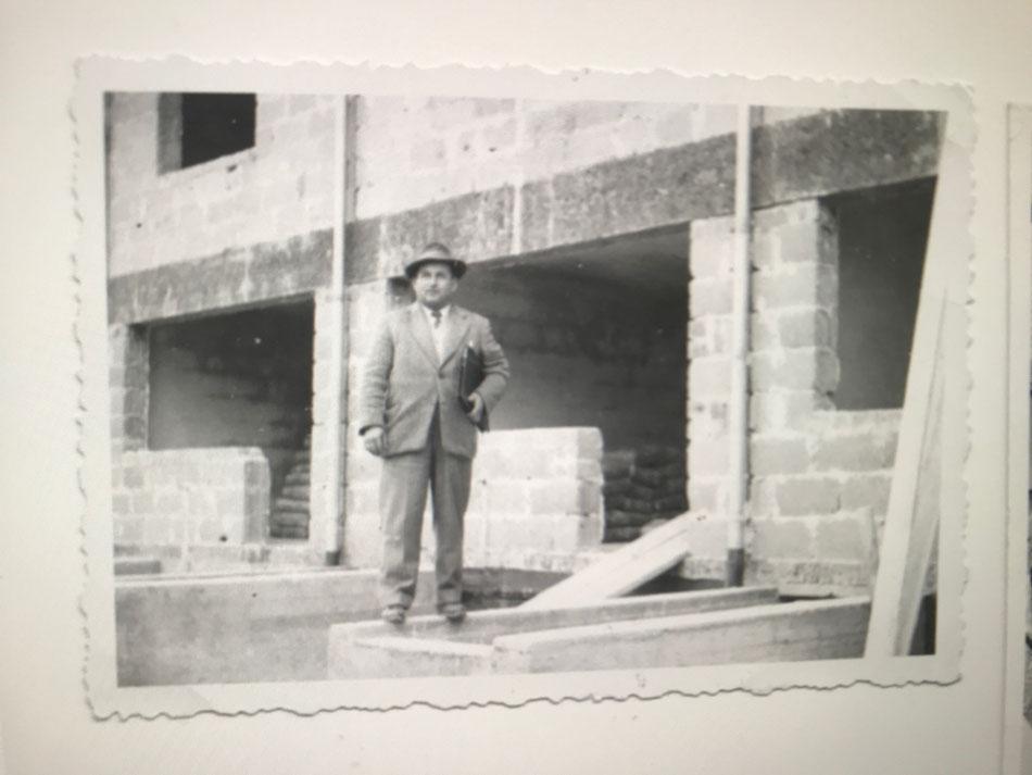 MADEJA - DIE HAUSGESTALTER Firmengeschichte Alfons Madeja Firmengründer 1948