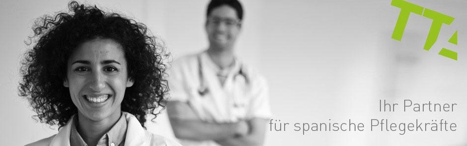 Medizinisches Fachpersonal Spanien