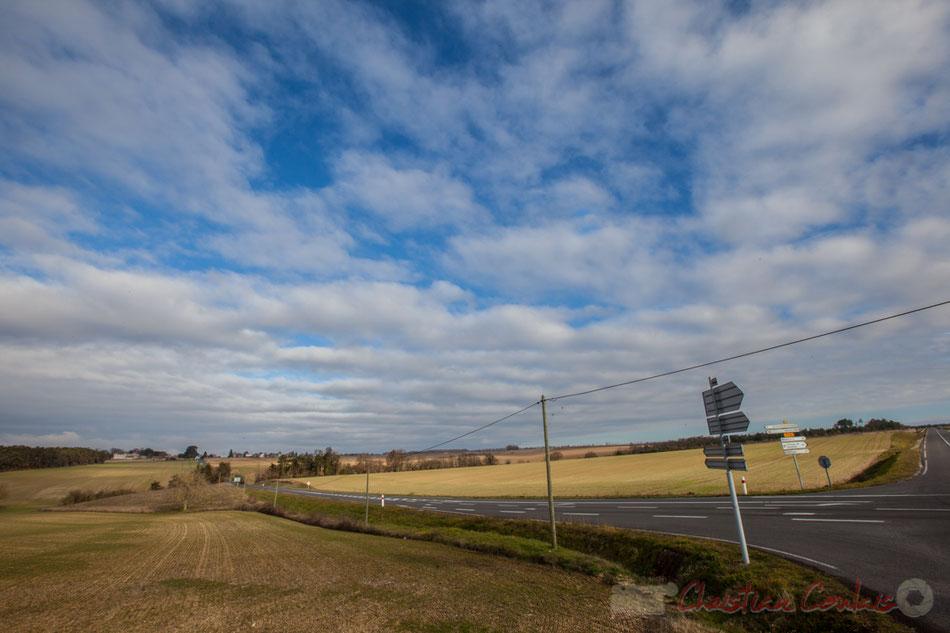 Kilomètre 9 (et des poussières), fin de la route départementale N°12, dépt. 24, ce 12/12/2016, 12h25mn30s23