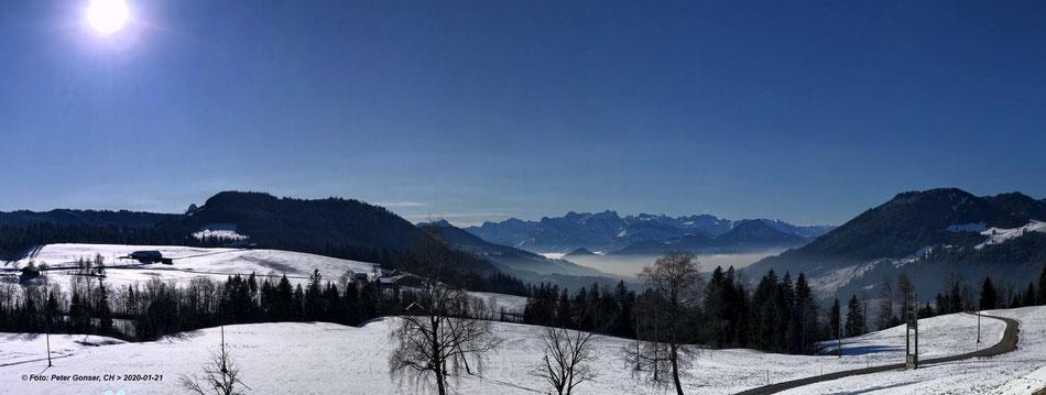 Rothenthurm - St. Jost im Schnee