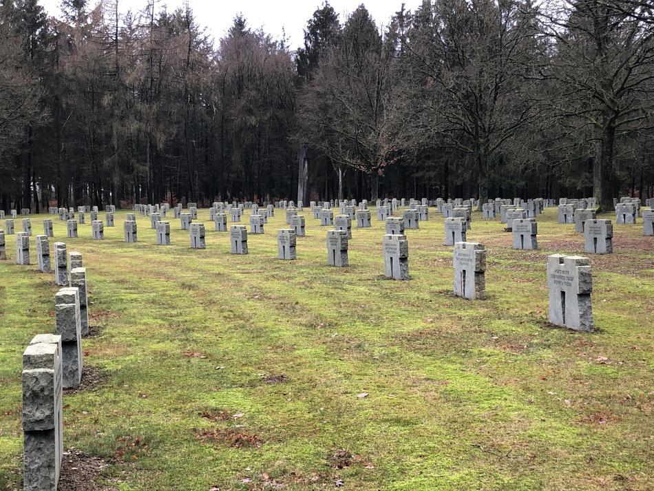 Ehrenfriedhof Hürtgen