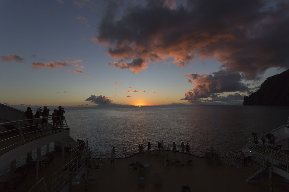 Marquesas Inseln, Aranui 5, Französisch Polynesien