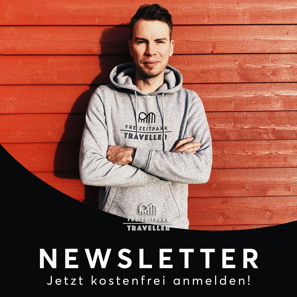 Freizeitpark Traveller Newsletter
