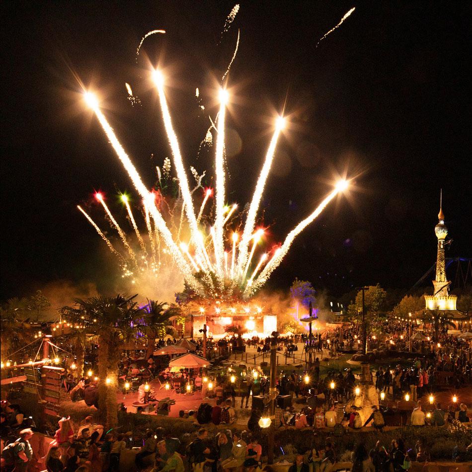 Freizeitpark Toverland  präsentiert magische Mittsommerabende