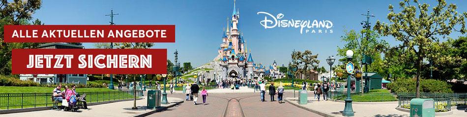 Aktuelle Disneyland Paris Angebote