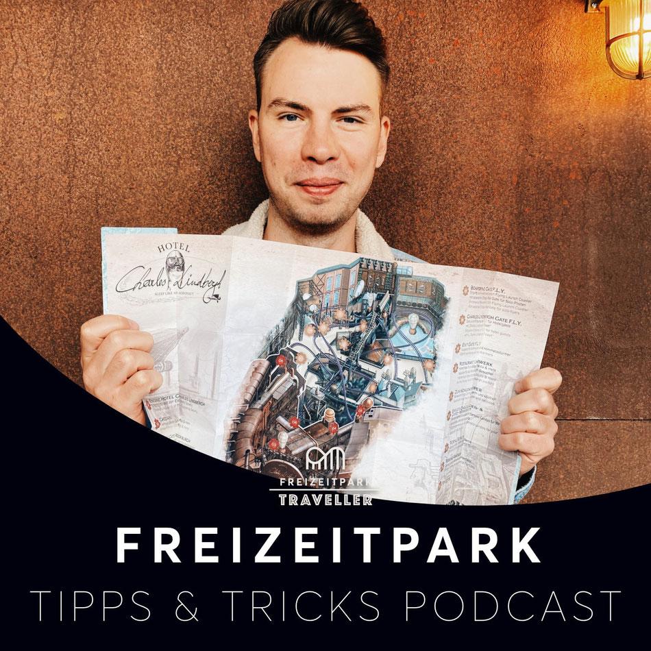 Freizeitpark Podcast