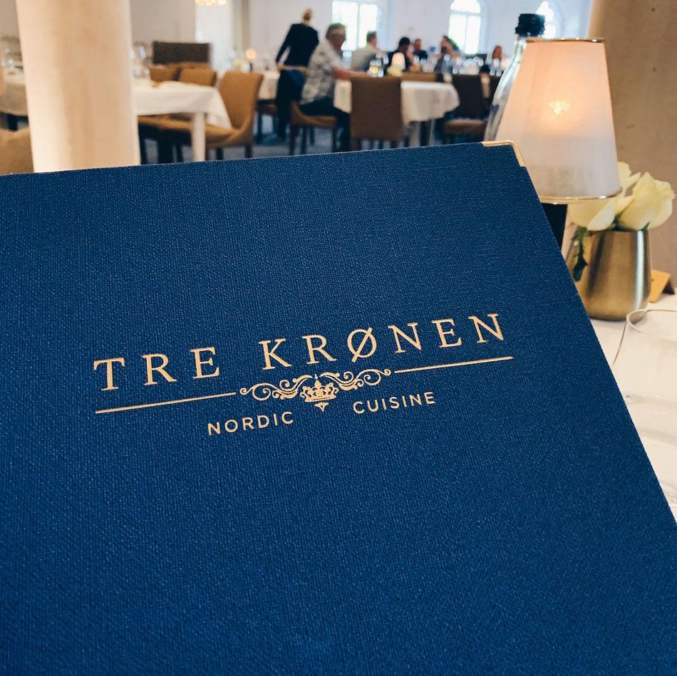 """Fine Dining-Restaurant """"Tre Krønen"""""""