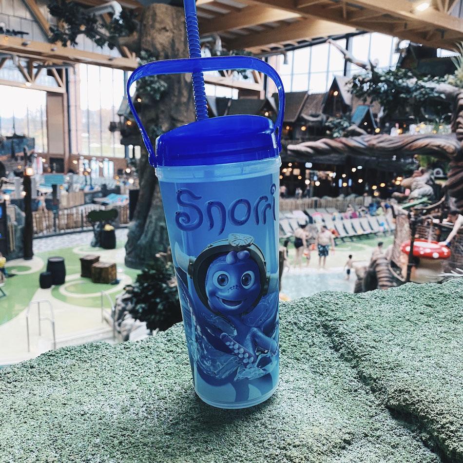Snorri Getränkepaket in Rulantica
