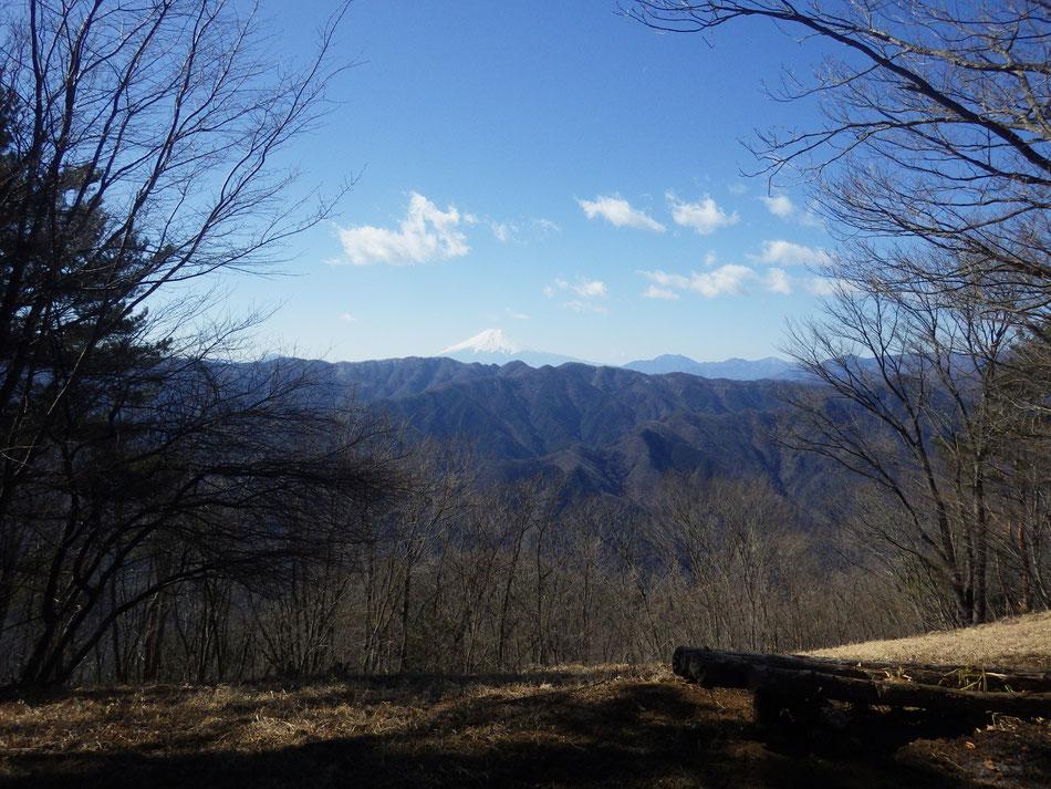 槇寄山からの眺望