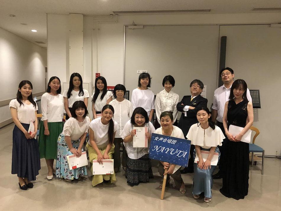女声合唱団NAYUTA 公式HP - 女声...