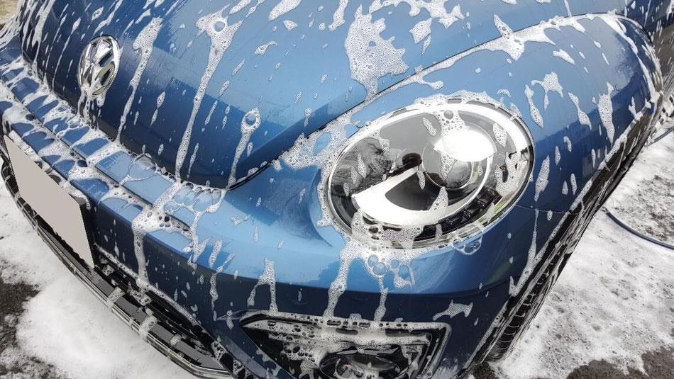 ザビートルRラインマイスターの洗車 コーティングメンテナンス 埼玉の車磨き専門店
