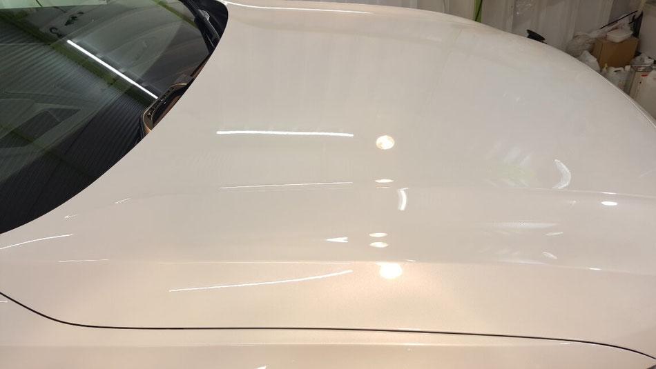 ボルボVクラスのコーティング 埼玉の車磨き専門店・アートディテール