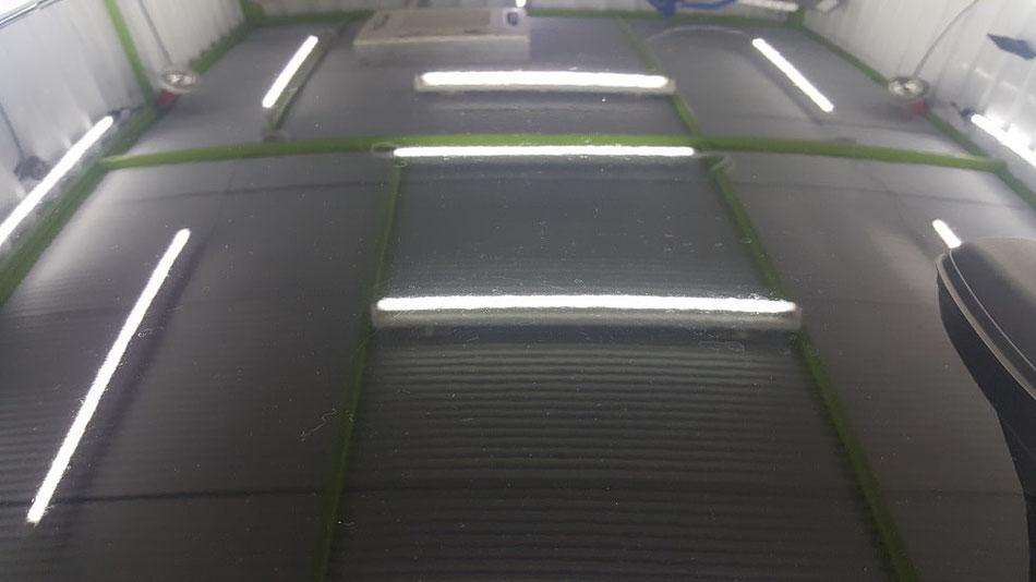308GTI クレーターだらけの塗装