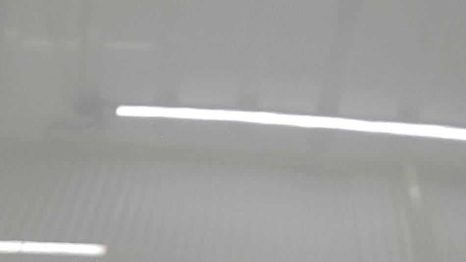 r35gt-r クレーター除去 アルティメイトメタルシルバー 塗装のシミ除去 埼玉の車磨き専門店アートディテール