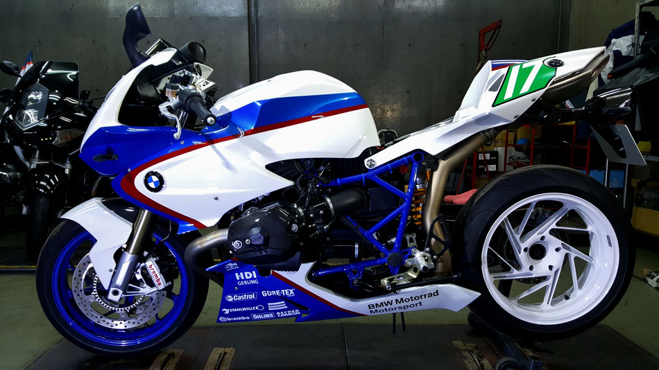 西東京 バイク磨き 東大和 武蔵野市 HP2スポーツ