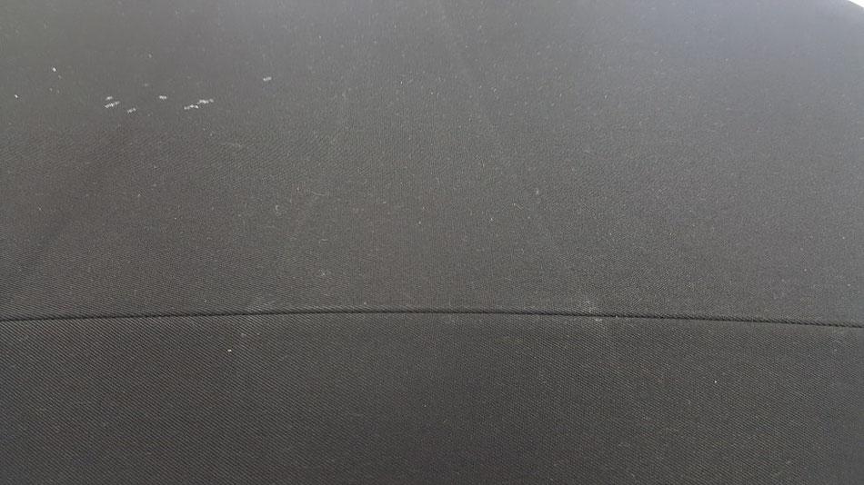 991GTSカブリオレ 幌の汚れ