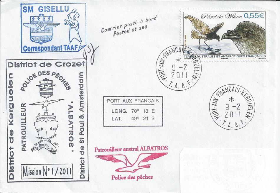 PATROUILLEUR ALBATROS