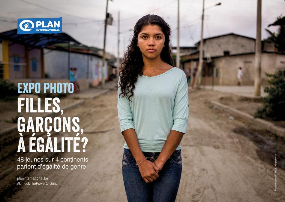 Photo Exhibition , Plan International Belgium, © François Struzik - simply human