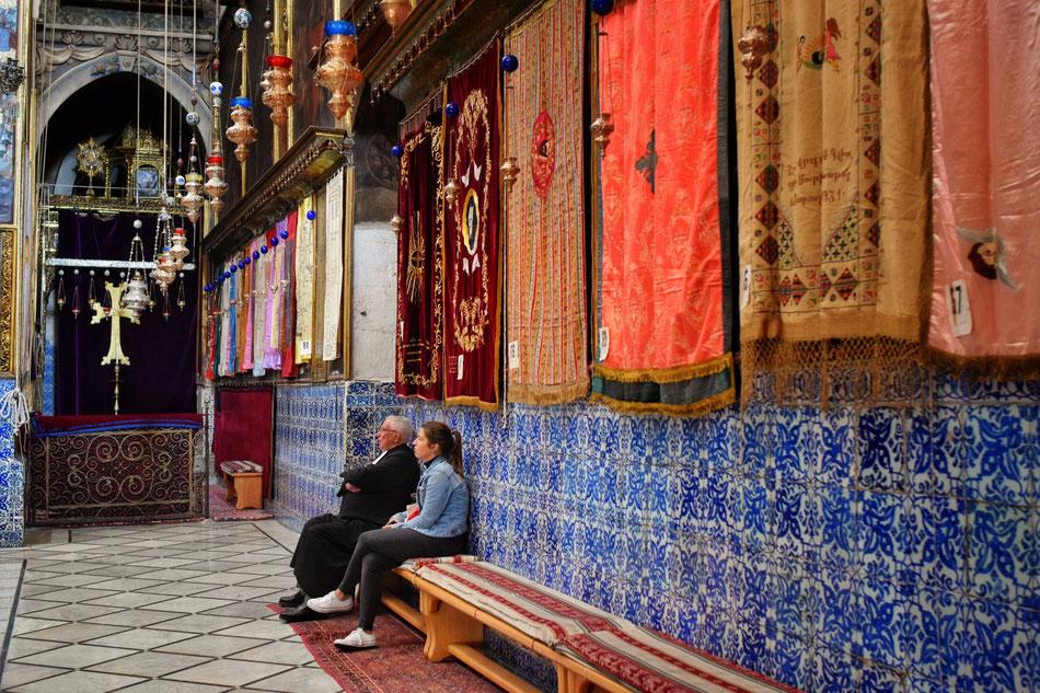 Monastère arménien.