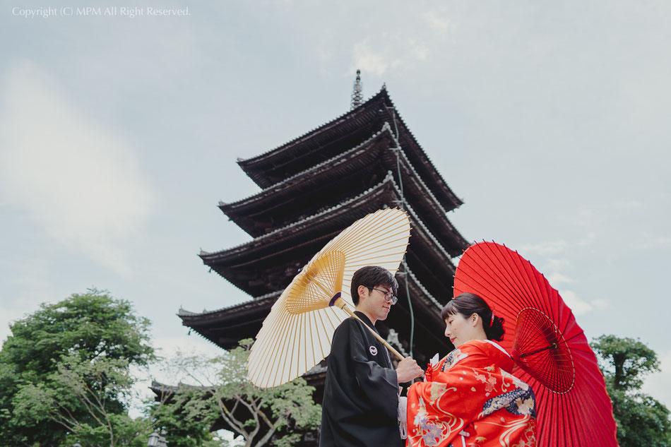 フォトウェディング 京都