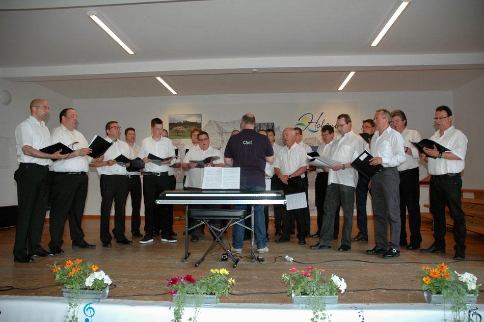 """Gesangverein """"Harmonie"""" 1879 Niederquembach e.V."""