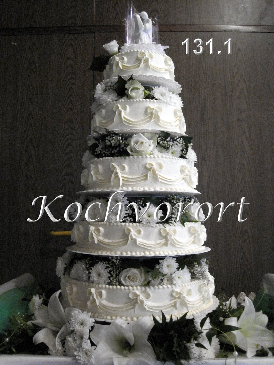 Eistorte Russische Hochzeit