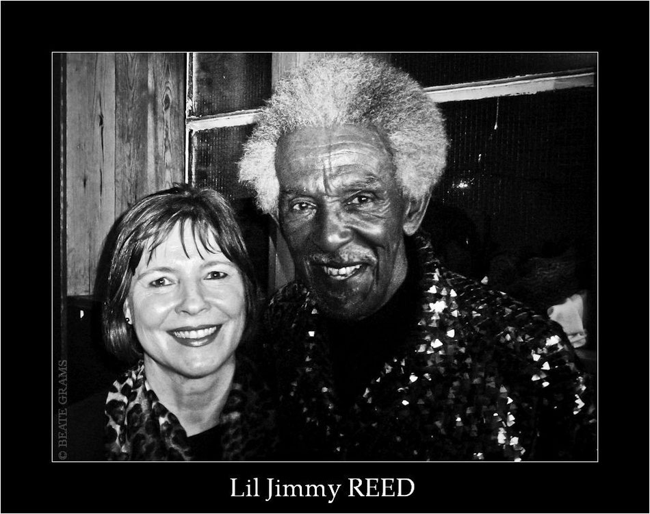 Lil Jimmy Reed, Räucherei Kiel