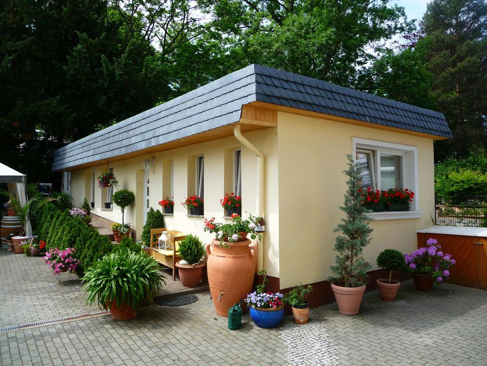 Ferienbungalow Schlossblick
