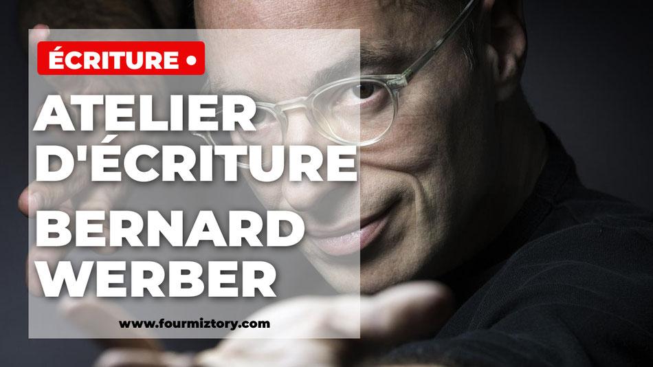Bernard Werber Leçon d'écriture - Comment écrire un roman étape par étape ?