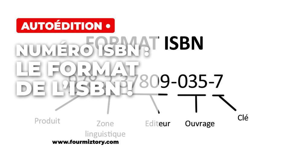 Schéma code isbn, qu'est ce qu'un isbn, comment trouver un isbn, format isbn, isbn numero