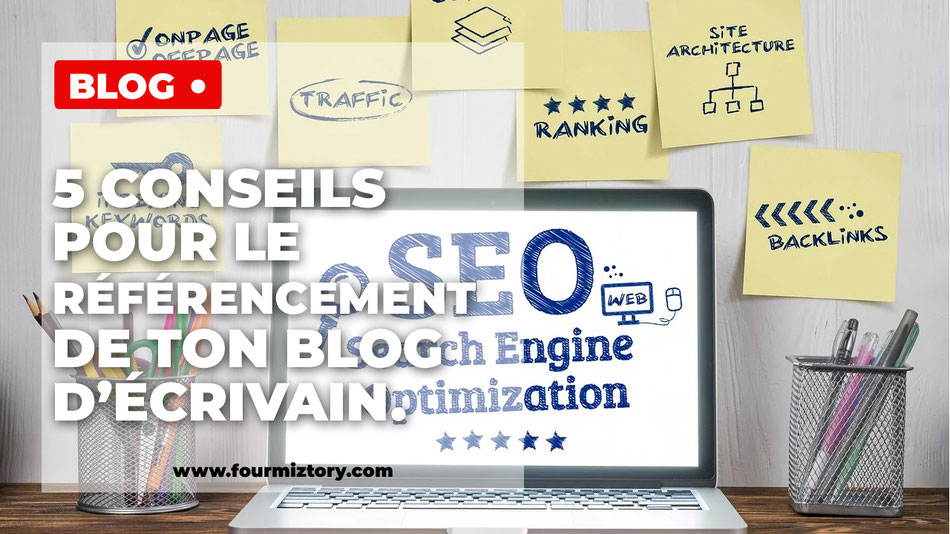 Créer son site d'auteur, wordpress, jimdo, wix... référencement, seo, google, article de blog