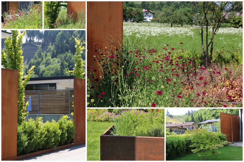 Gartenprojekt Hopfgarten im Brixental