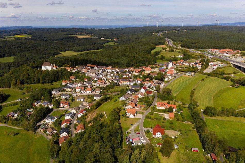 Ferienwohnung Trockau - Direkt an der A9 ABA Trockau