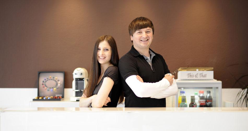 Bürogemeinschaft Andrea & Thomas
