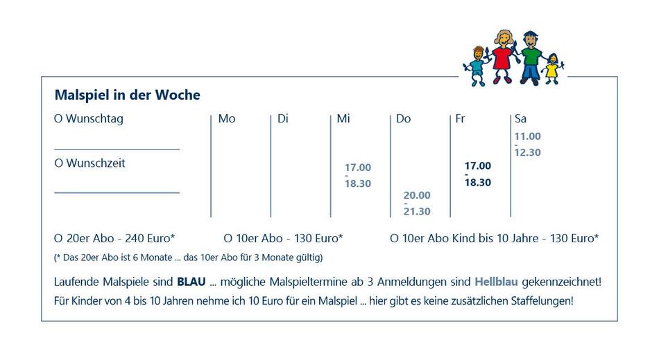 Ausgezeichnet Malspiele Für Kinder Ideen - Malvorlagen-Ideen ...