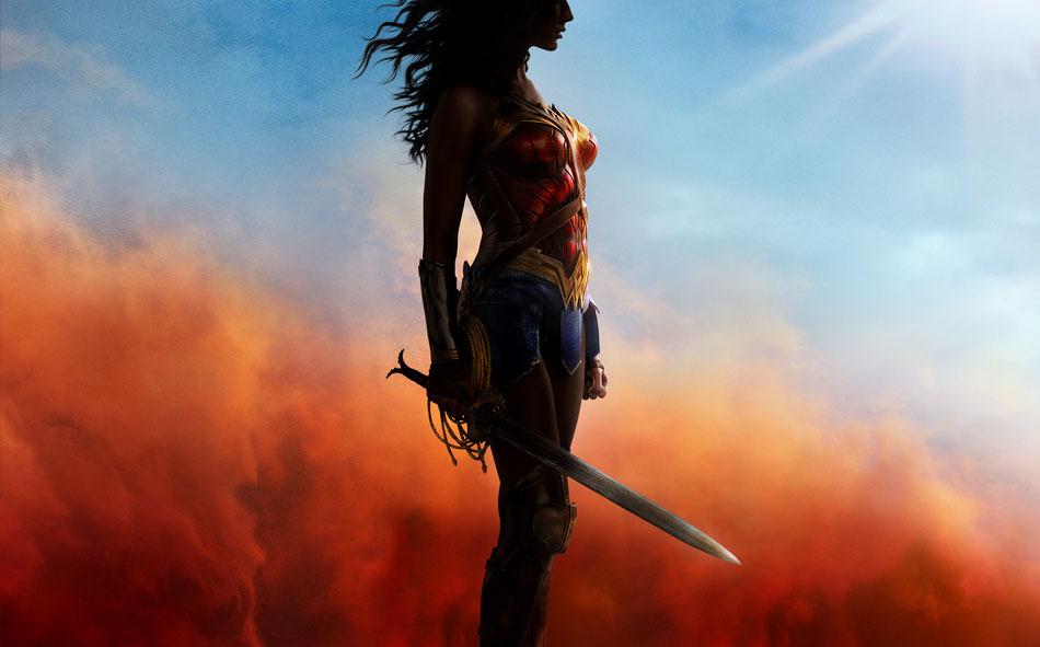 Wonder Woman (2017) © Warner Bros.