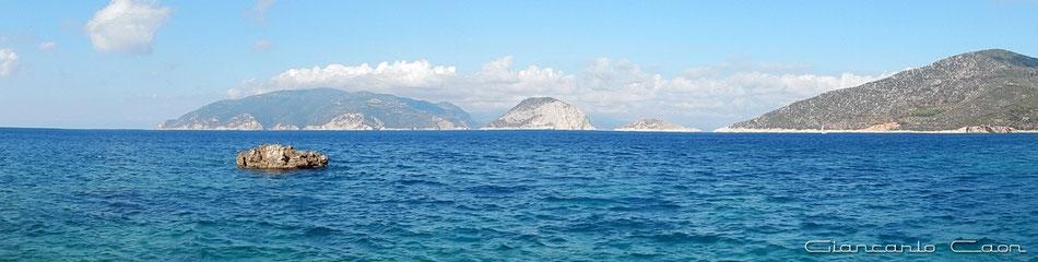 Le Isole davanti ad Alonissos