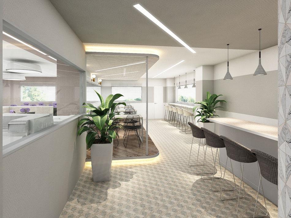 リノベーション , オフィスリノベーション , オフィスデザイン , オフィス , インテリアデザイン , 内装デザイン , 内装設計 , 大阪市 , 施工