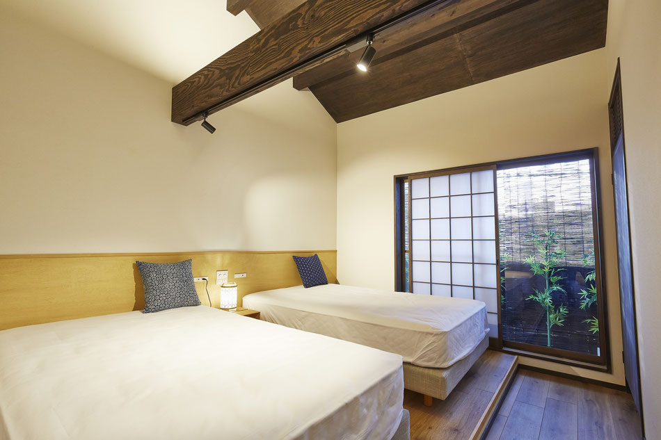 リノベーション , ホテル , 小規模ホテル , 民泊 , インテリアデザイン , 内装デザイン , 内装設計 , 京都市 , 施工