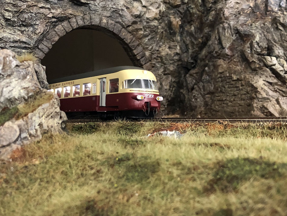 TEE Gottardo Märklin Modelleisenbahn Stummiforum