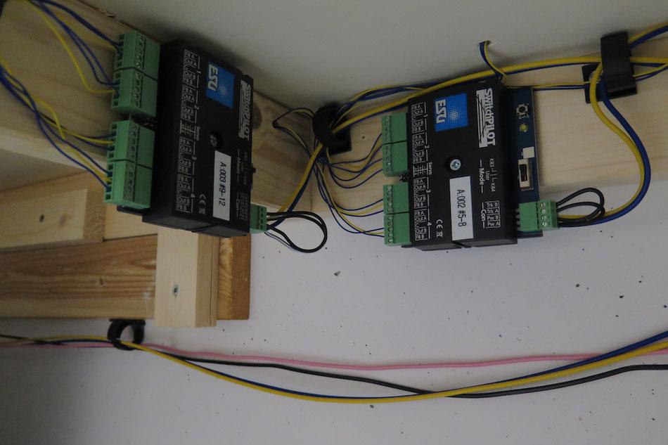 Elektronik bei der Modelleisenbahn