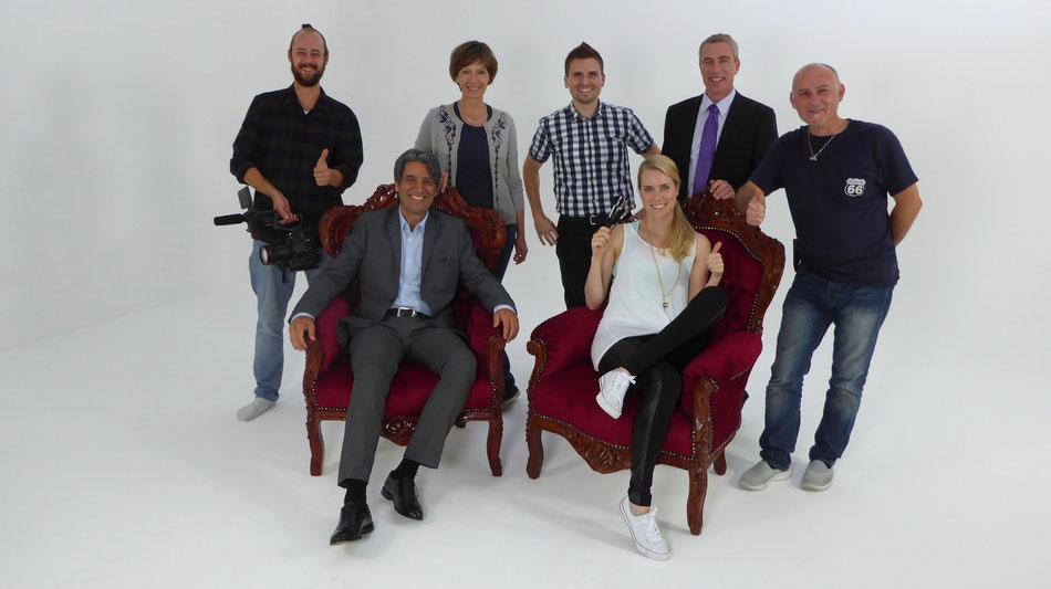 """Imagefilm """"After Sales"""" Rieter Maschinenfabrik AG, Client, Cast und Crew"""