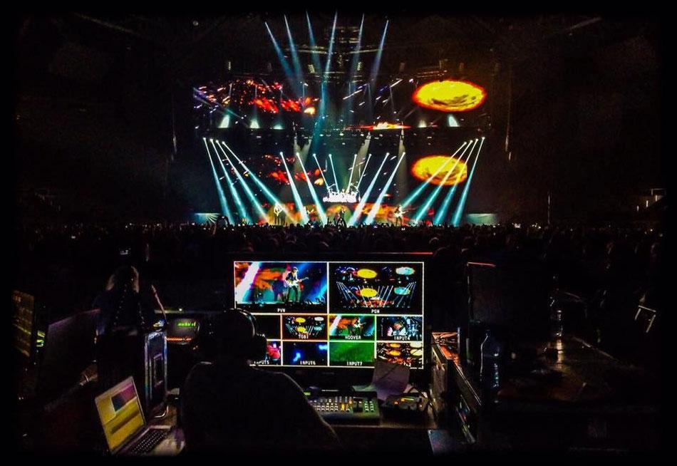Bildregie Scorpions 2015