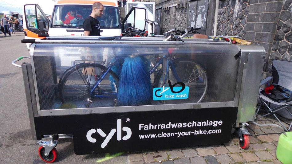 Bild: HDW, Düsseldorf Radschlag